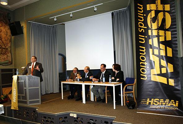 Fra HSMAI Chapter Norways 40-årsjubileum