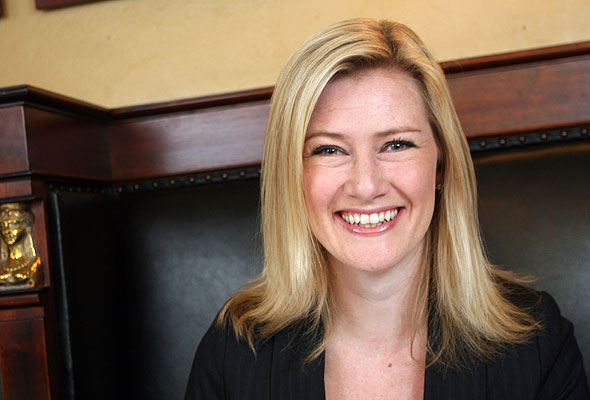 Hilde Charlotte Solheim, reiselivsdirektør i HSH. Foto: HSH