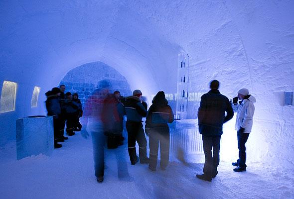 ICEBAR Jukkasjärvi