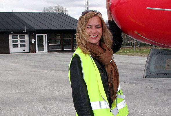 Linda M. Ramberg, reiselivsdirektør, Destinasjon Røros