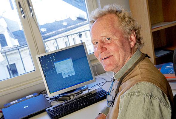 Patrick Verde, førsteamanuensis ved Markedshøyskolen