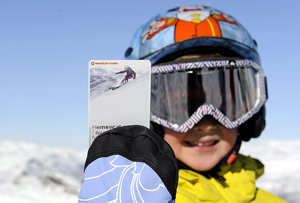 Skistar-kort. Foto: Skistar