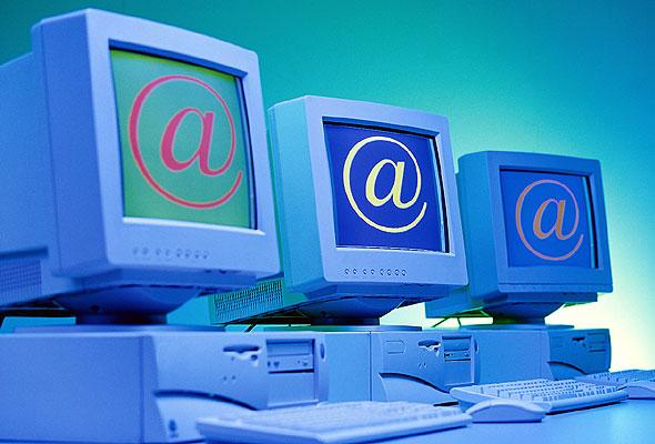 PC-er på Internett