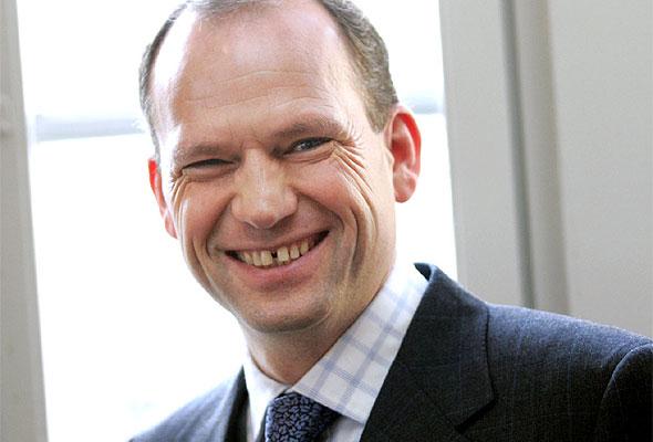 Torgeir Silseth, adm. dir. i Choice Hotels Scandinavia