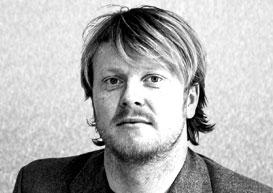 Helge Gjertveit, konsulent i Try reklamemyrå.