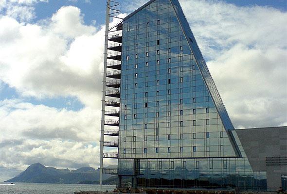 Rica Seilet Hotel i Molde.