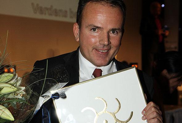 Roar Ingdal, kommersiell direktør i Choice Hotels.