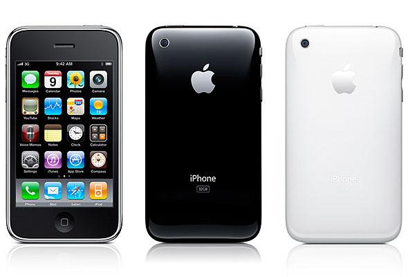iPhones. Foto fra Apple