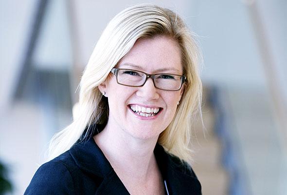 Hilde Charlotte Solheim, direktør reiseliv i Hovedorganisasjonen Virke (foto fra Virke)