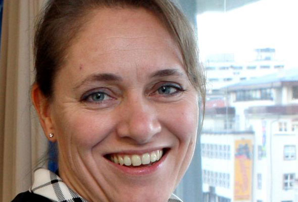 Nina Askvik, hotelldirektr ved Radisson Blu Hotel Norge i Bergen