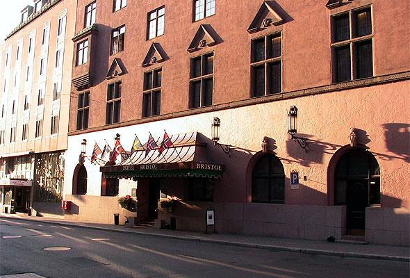 Hotel Bristol i Oslo