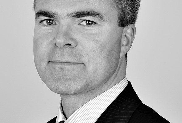 Jan Petter Eilertsen, Regional Director, The Rezidor Hotel Group Baltikum