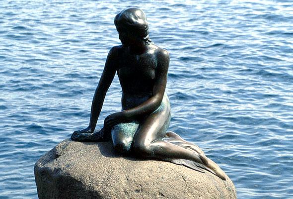 Den lille havfrue, København