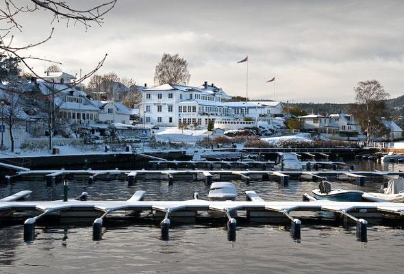 Holmsbu Bad, som inngår i Kulinariske Steder