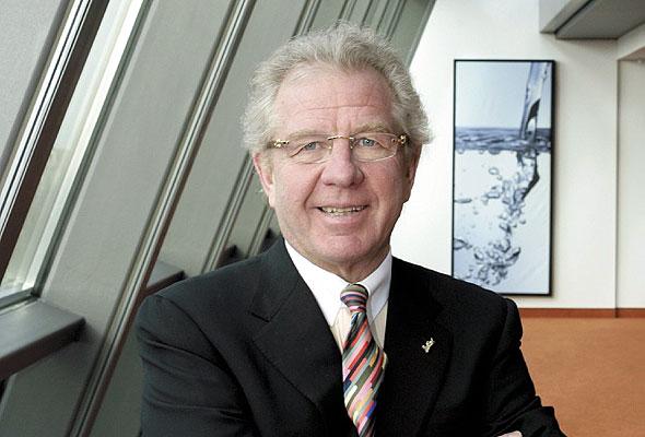 Kurt Ritter, konsernsjef i The Rezidor Hotel Group (foto fra Rezidor)