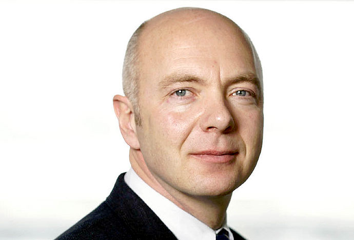 Per Arne Villadsen, adm. dir., Berg-Hansen Reisebureau AS