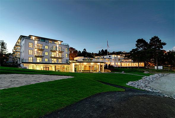Strand Hotel Fevik (foto fra hotellets Flickr-side)