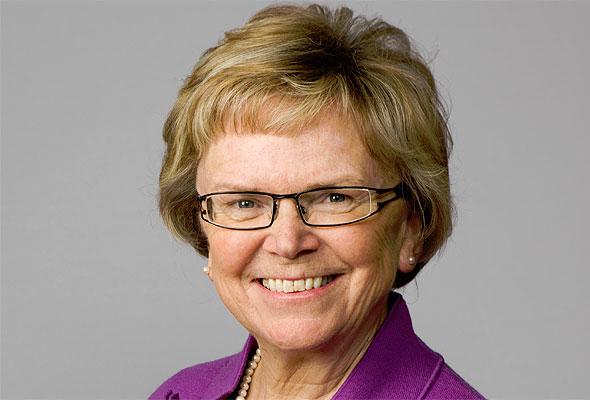 Samferdselsminister Magnhild Meltveit Kleppa (Sp). Foto: Scanpix/SMK