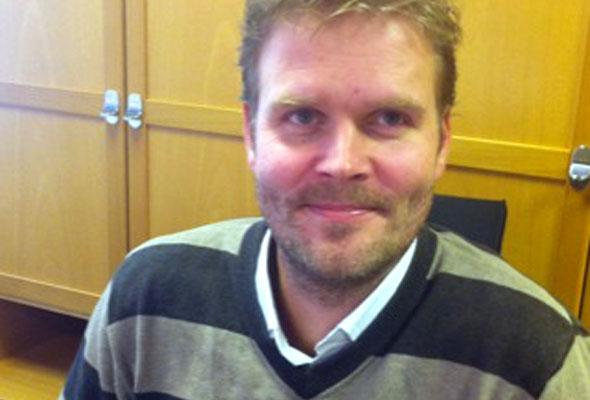 Nils Øyvind Karlsen, Country Manager, Micros-Fidelio Norway