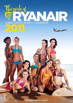 Ryanair-kalenderen 2011