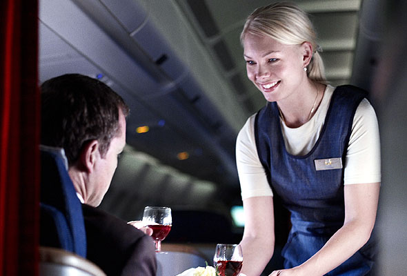 SAS attendant