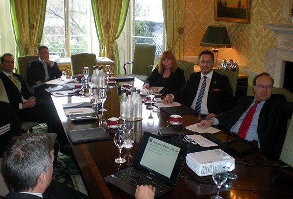 HSMAI Europe's Advisory Board, 9 December 2010