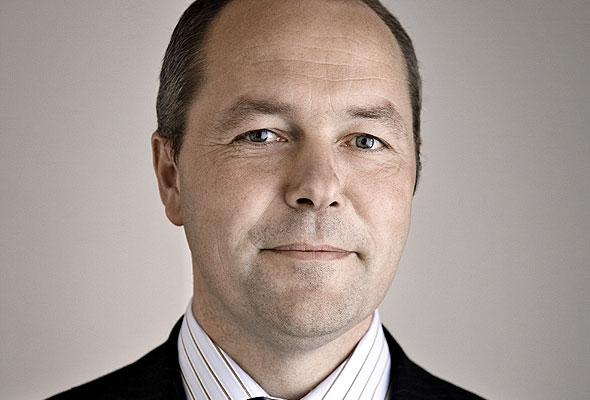 Helge Krogsbøl, adm. dir. i First Hotels