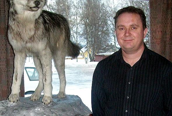 Tore Hansen, salgs- og markedssjef ved Bårdshaug Herregård
