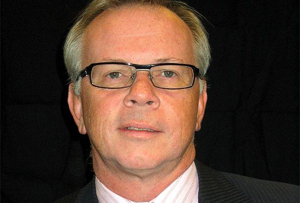 Göran Janson, CFO og viseadministrerende direktør i SAS. Foto fra SAS