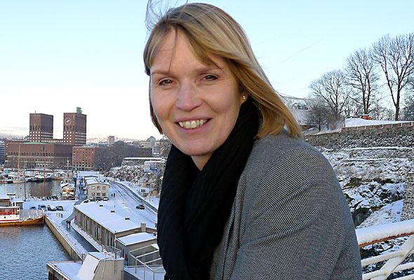 Kari Uglem, Sales and Marketing Director, Nordic Hurtigruten. Fotograf: Stein Lillebo/Hurtigruten