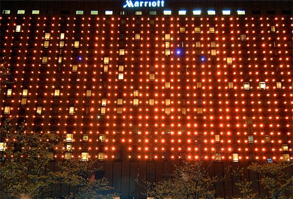 Marriott-hotell