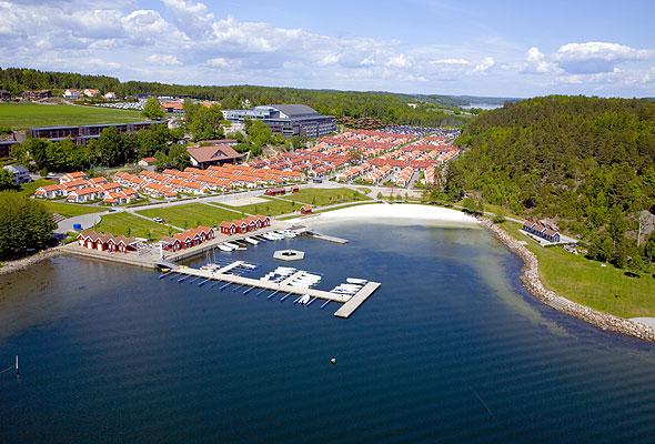 Oslofjord Convention Center utenfor Horten