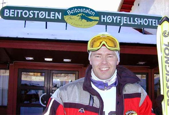 Atle Hovi, administrerende direktør i Beitostølen Resort