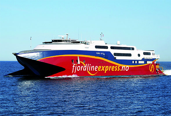 HSC Fjord Cat, Fjord Line Express