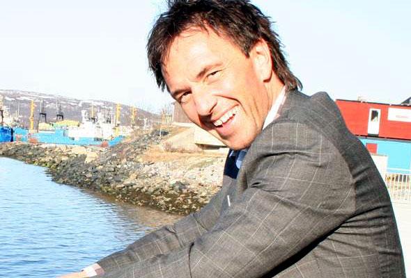 Terje Hatlen-Stokke, direktør, Thon Hotel Oslofjord