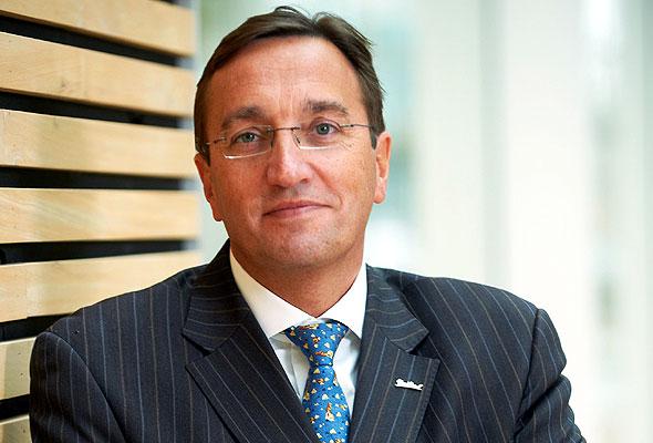 Eric De Neef, Senior Vice President i Park Inn by Radisson.