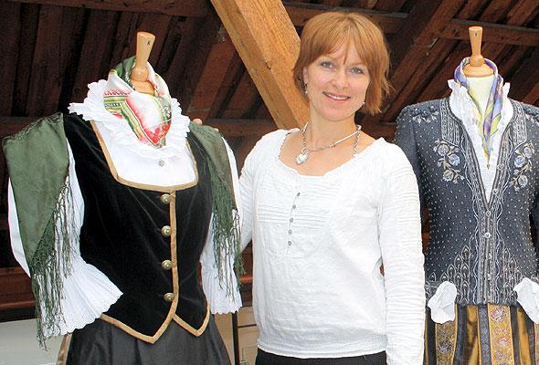 Kristin Helgaker, salgssjef, AS Hadeland Glassverk
