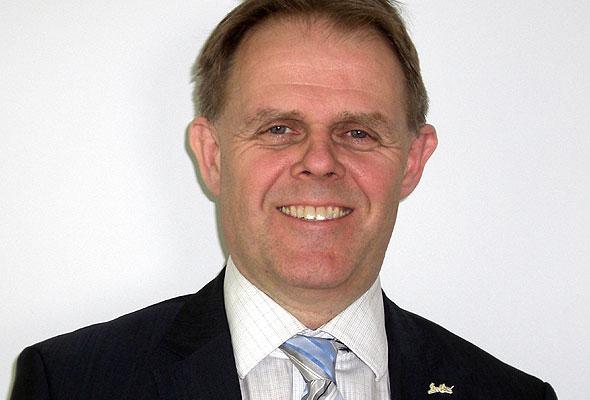 Poul-Henrik Remmer, General Manager ved Radisson Blu Hotel Tromsø (foto fra The Rezidor Hotel Group)