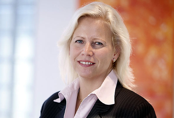 Janne Johansen, hotelldirektr, Quality Hotel Grand Kongsberg