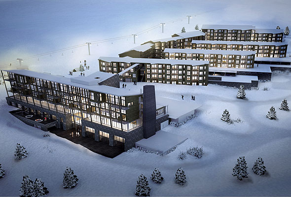 Park Inn Trysil (foto fra The Rezidor Hotel Group)