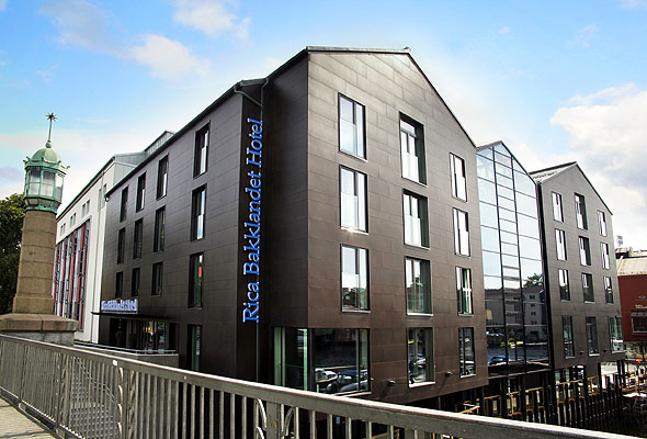 Rica Bakklandet Hotel (foto fra Rica Hotels)