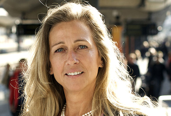 Anniken Aaseth, daglig leder i VIA Tours (foto fra VIA Tours)