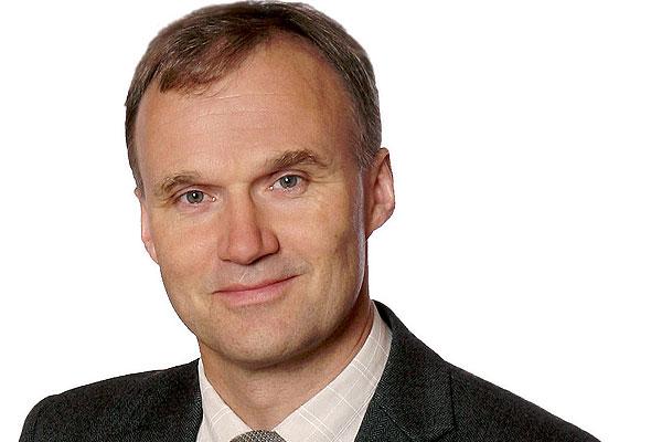 Geir Isaksen, konsernsjef i NSB (foto fra NSB)