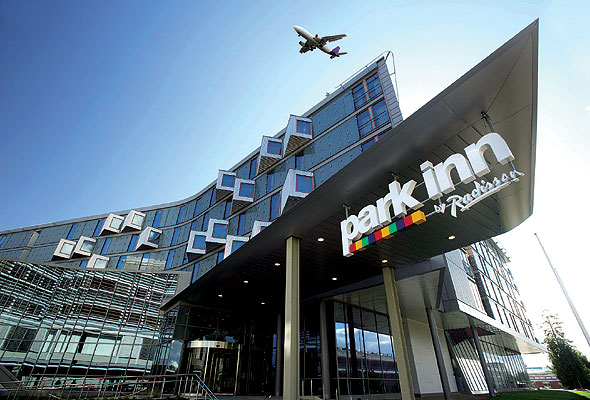Park Inn by Radisson Oslo Airport (foto fra Rezidor Hotel Group)