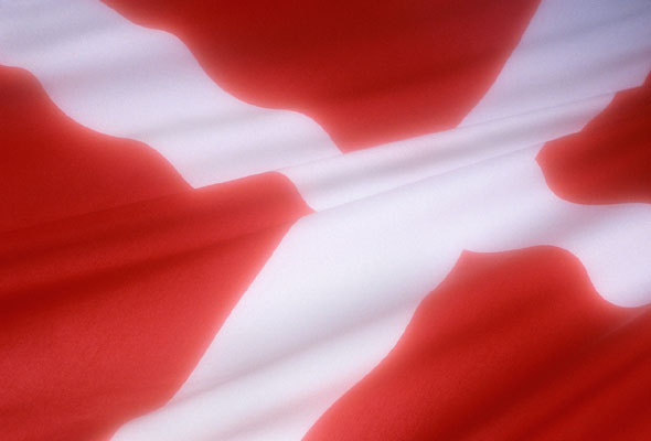 Dansk flagg