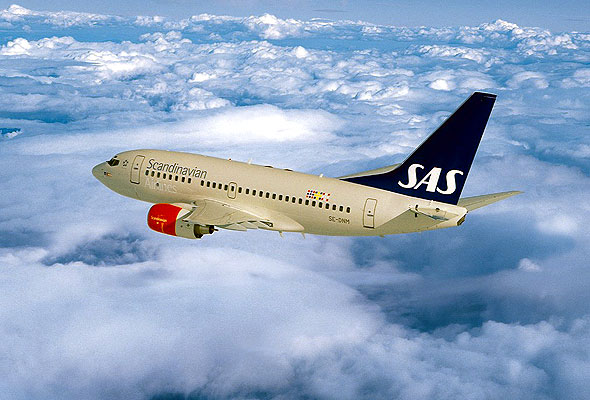 SAS-maskin i lufta