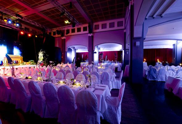 Interiør fra Ballroom i Oslo
