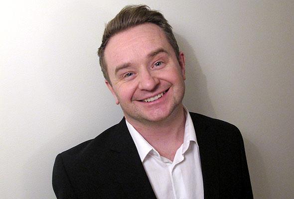 Kim Henrik Løvlie, Country Manager Norway, VisitBritain