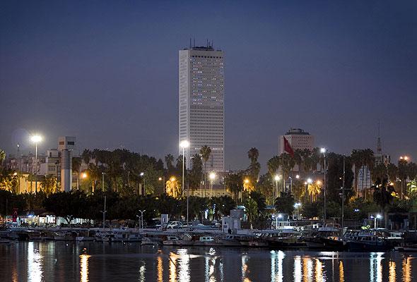 Radisson Blu Hotel Mersin, i Mersin Tower, som ligger i byen Mersin, på sørkysten av Tyrkia (foto fra Rezidor Hotel Group)