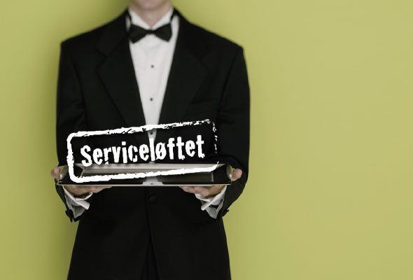Servicelftet